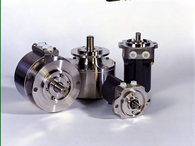 水圧モータ MAHシリーズ